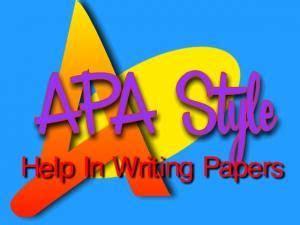 APA Series Part Four: APA Title Page Scribendi