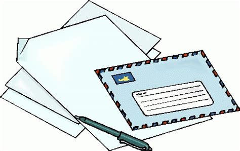 Proper Spacing for Business Letters Pen and the Pad